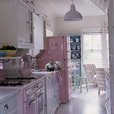 ohgraciepie Vintage inspired retro kitchen appliances