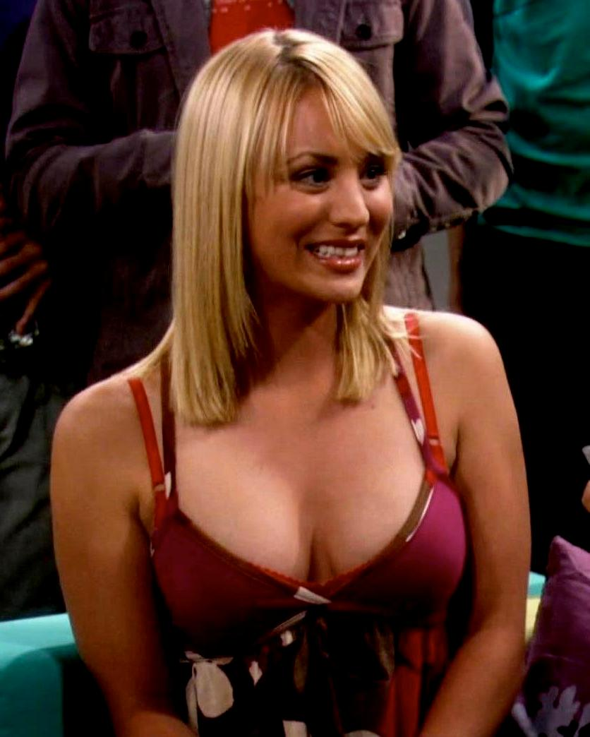 Penny on Big Bang
