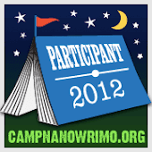 Camp NaNoWriMo August 2012