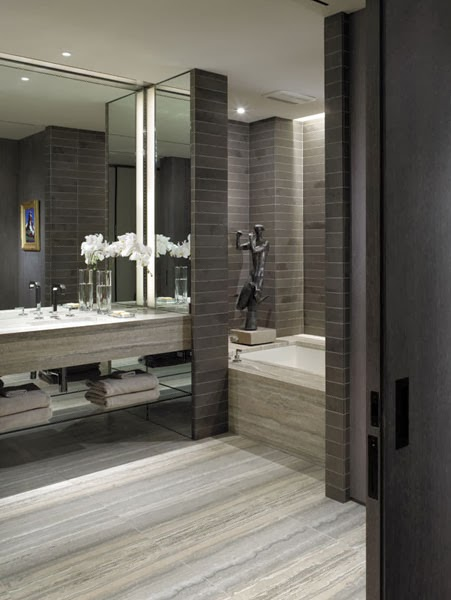 Taupe Bathroom Tiles Sulis Bathrooms Tiles From