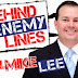WED@10PM - Sen. Mike Lee Goes Behind Enemy Lines!