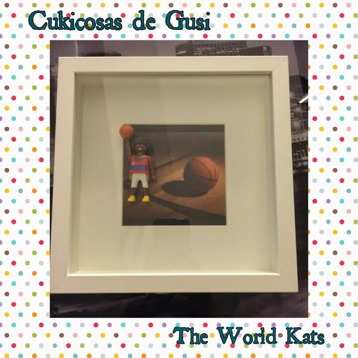 The World Kats: Cuadro Playmobil