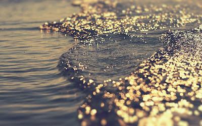 Hình nền biển chiều xuống cực đẹp