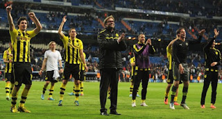 Video Gol Real Madrid vs Borussia Dortmund 1 Mei 2013