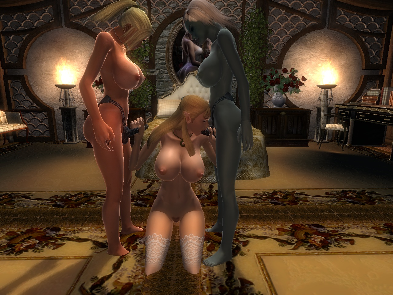 Somethingawful oblivion sex xxx images