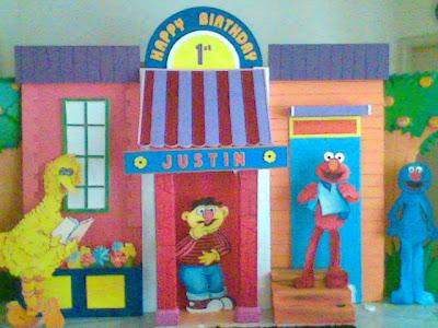 Elmo House