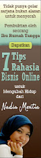 7 RAHASIA MENGUBAH HIDUP MELALUI BISNIS ONLINE