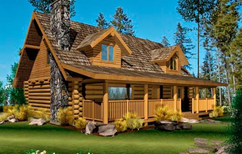 Log Cabin Floor Plans New Interior Classic