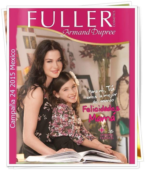 Fuller Cosmetics Campaña 24 2015