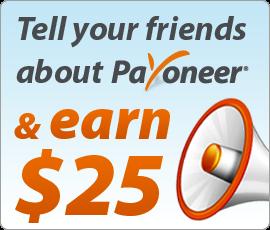 Signup Payoneer