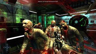 Dead Effect v1.0 for iPhone/iPad