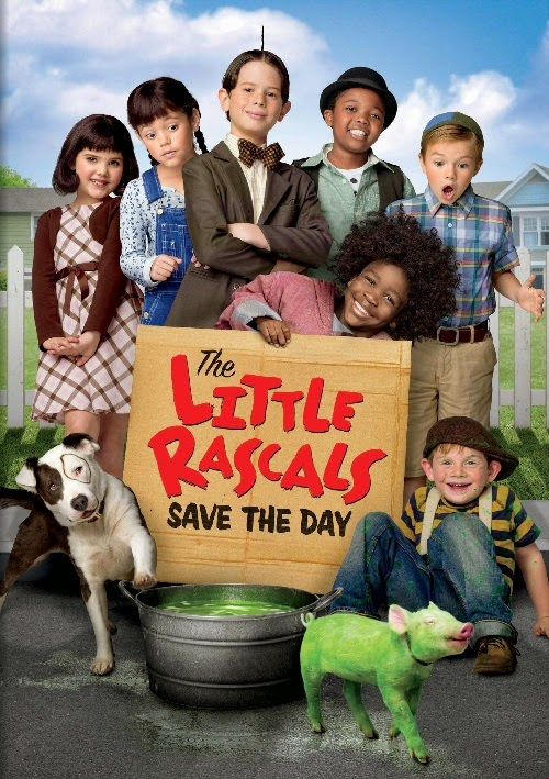 THE LITTLE RASCALS SAVE THE DAY / ΤΑ ΔΙΑΒΟΛΑΚΙΑ ΟΛΟΥ ΤΟΥ ΚΟΣΜΟΥ ΟΙ ΣΚΑΝΤΑΛΙΕΣ (2014) tainies online oipeirates