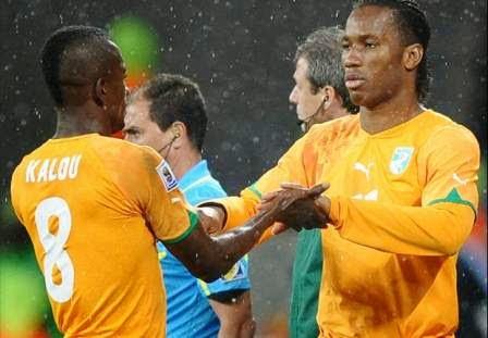 Pantai Gading vs Jepang