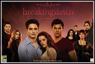 The Twilight Saga: Breaking Dawn Part 1