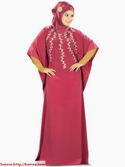 Mode hijab pour été 2014