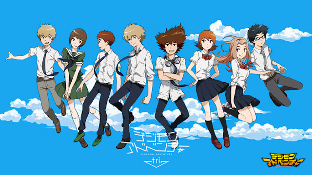 Digimon Adventure tri Ketsui