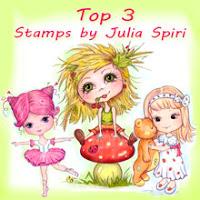 2 x Julia Spiri Top 3