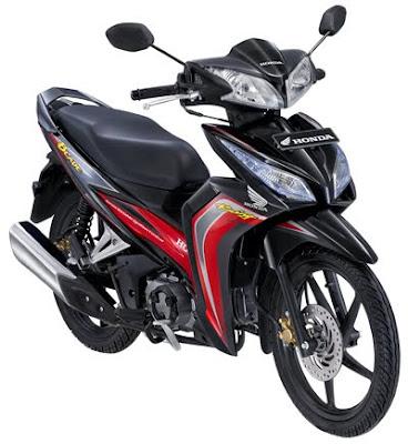Honda New Blade