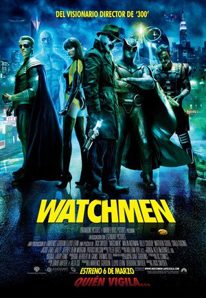 Poster Watchmen Ultimate 2009