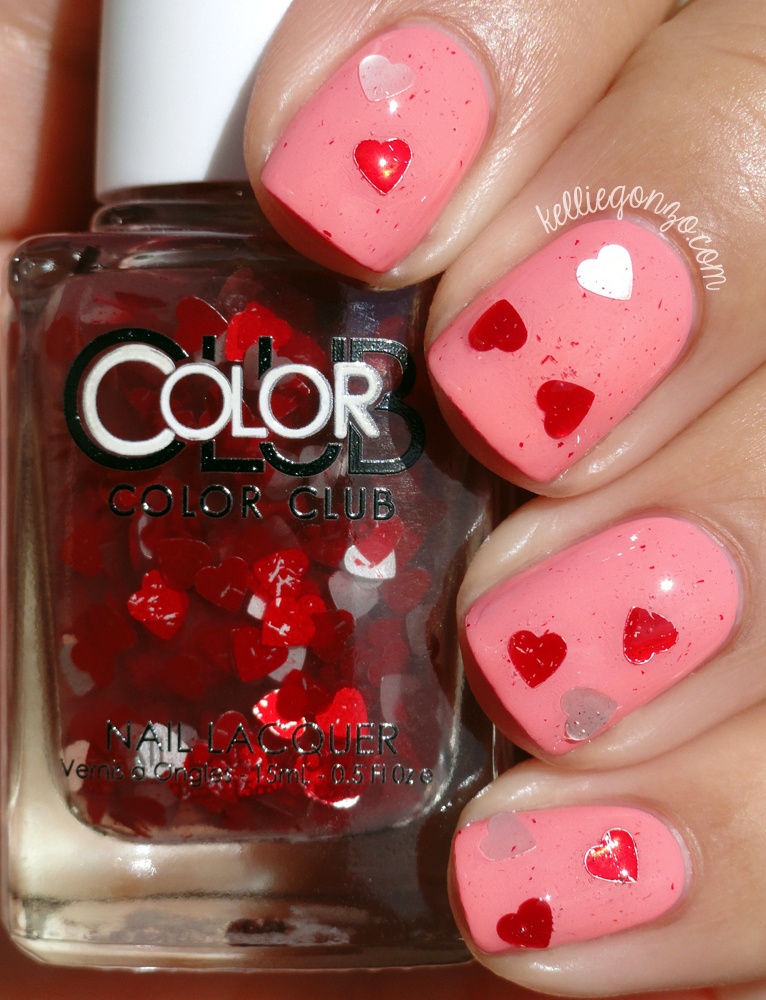 Color Club 50 Shades of Love Love Tahiry