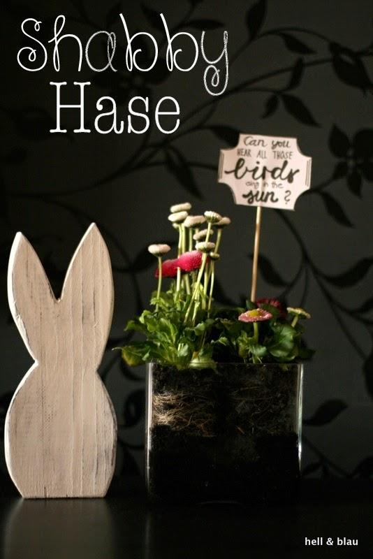 Hellblau Hunde Und Lifestyleblog Diy 3x Schnelle Oster Dekoideen