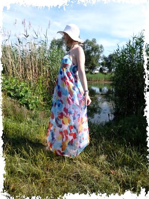 Wakacje z blogerkami: Letnia stylizacja