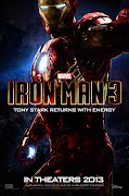 Iron Man 3. May 3rd, 2013. There are no doubts this film will be a financial .
