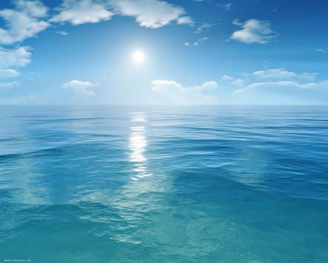 Air Laut Merupakan Indikator Pemanasan Global