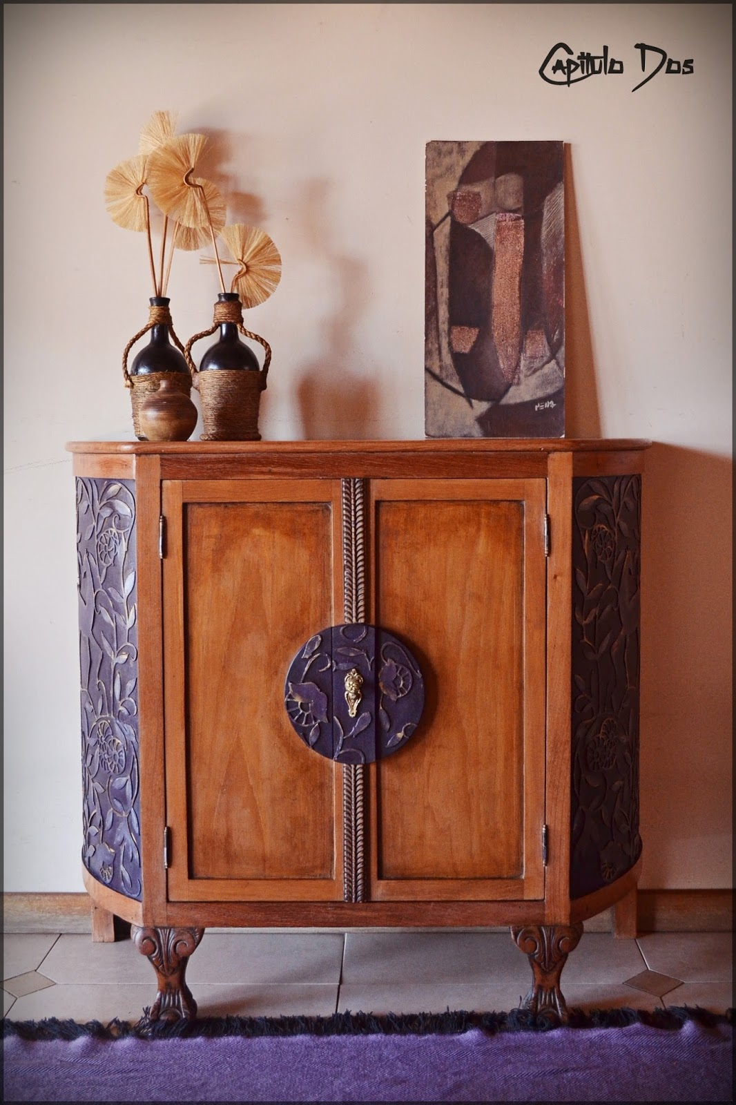 Capitulo dos aire oriental for Muebles japoneses antiguos