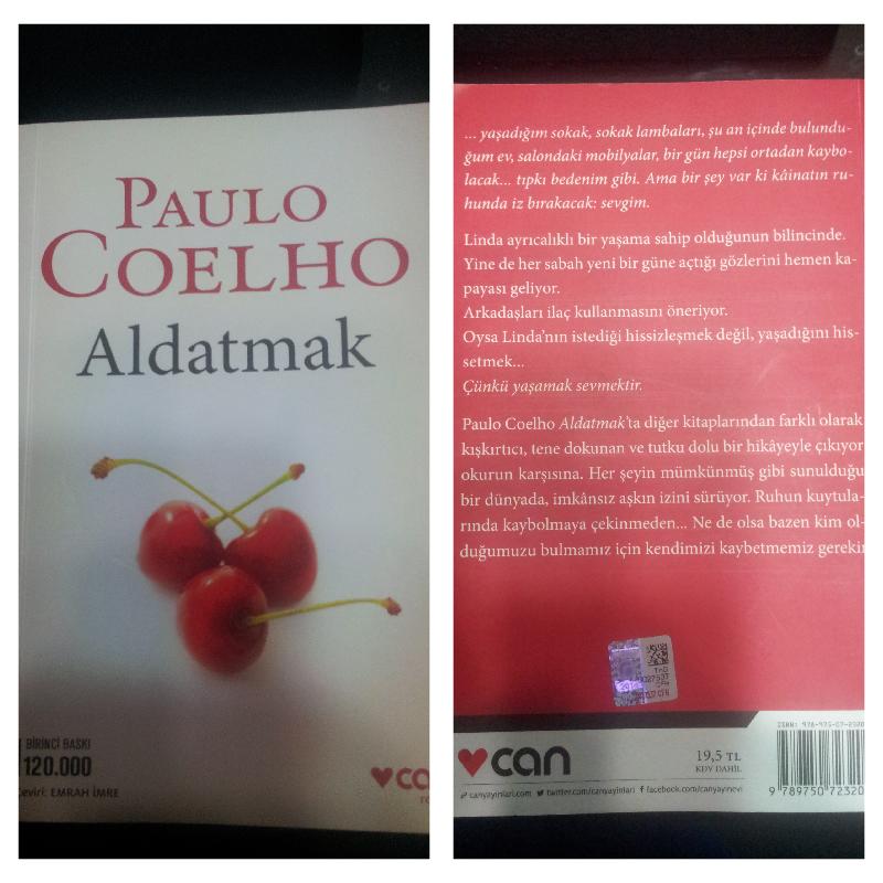 Paulo Coelho Aldatmak