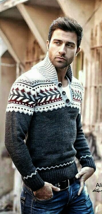 Winter Mens Sweater and Jarsi Collection 2017