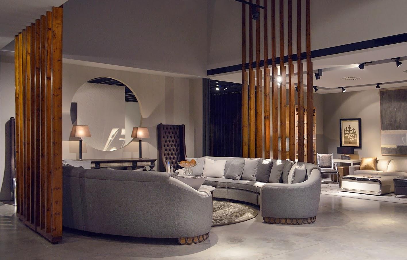Dcoarte brasil colecci n alexandra inaugura su nuevo for Muebles alta decoracion