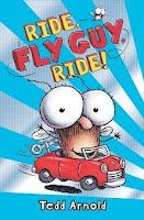 bookcover of Ride, Fly Guy, Ride! by Tedd Armold