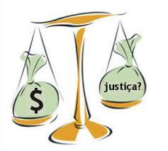 Resultado de imagem para a justiça é cega