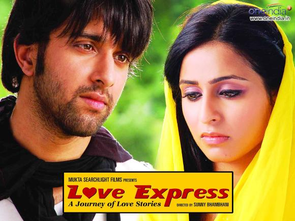 Love Express (2011) Wallpapers goldoverblu