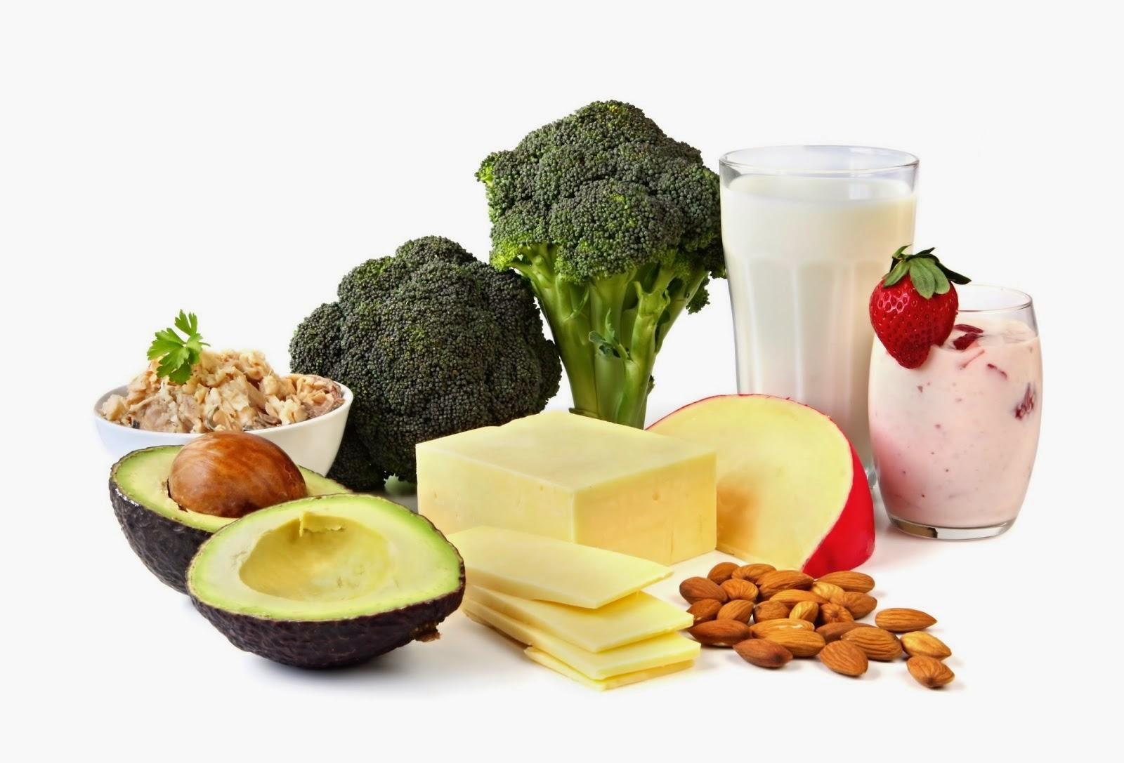 Top 10 - Dez alimentos ricos em cálcio e fonte de várias vitaminas