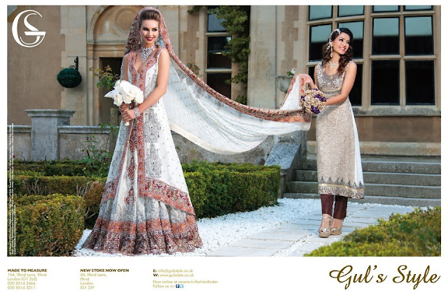 BridalDressesforWeddingwwwShe9blogspotcom252822529 - Bridal Dresses for Wedding by Gul Style Collection
