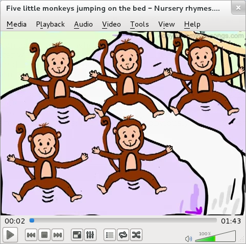 five little monkeys sitting in a tree printables