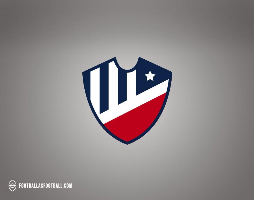 Redesigned Nfl Logos New England Patriots