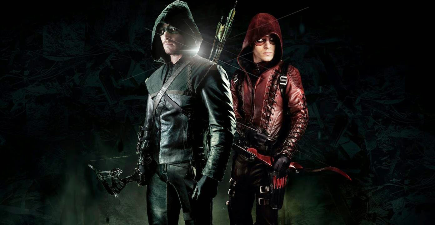 Arrow y Arsenal Tropa Friki