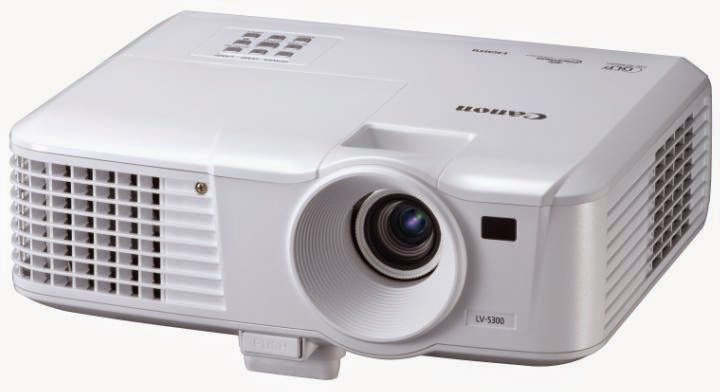 Canon Releases New LV Series Portable Projectors