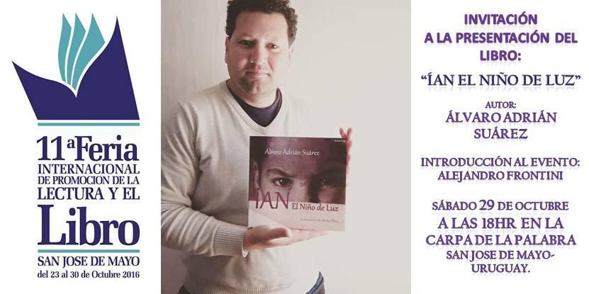 Nuevo Libro de Alvaro Adrián