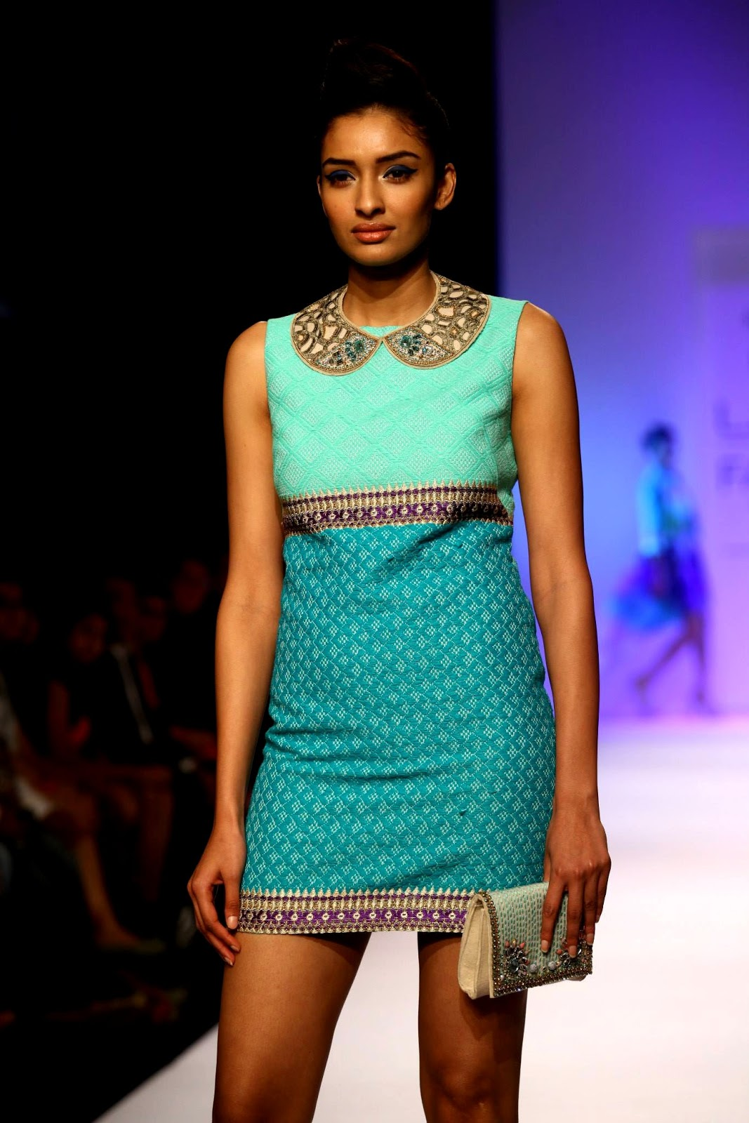 Ranna Gill Collection By Mauritius Tourism Lakme Fashion