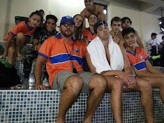 equipo de natacion