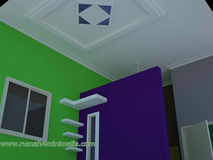 Gambar Contoh Model Plafon Rumah Minimalis