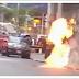 Vídeo - Una explosión sacudió el metro en una calle de Manhattan en Nueva York