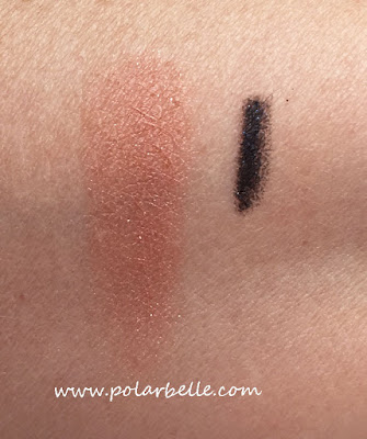 blush, nude, rose, review, black, blue, shimmer