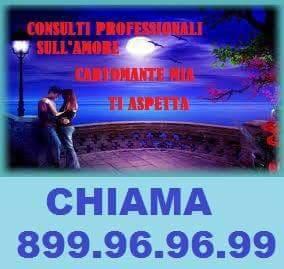 CHIAMA CON FIDUCIA 899969699