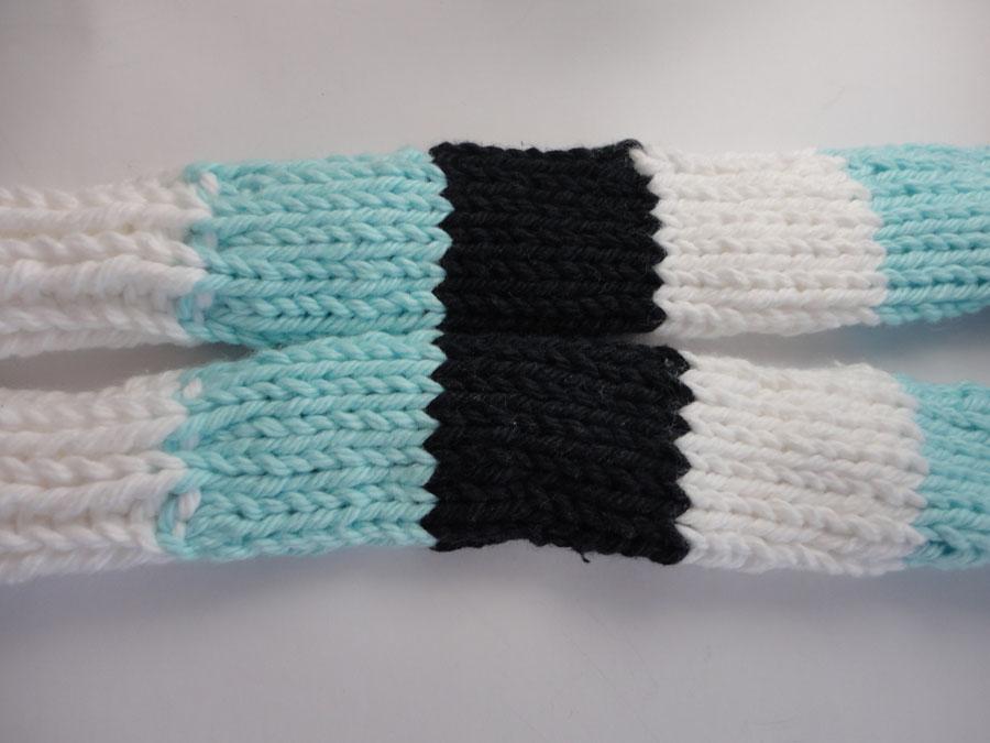 Umbrella Knitting Pattern : Just yarning free pattern for knitted umbrella stroller