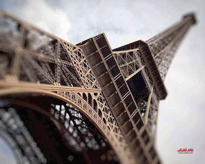 الغرائب والعجائب، برج إيفل